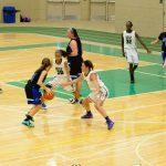 Girls Basketball Wins With Balanced Scoring