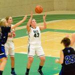 Girls Basketball Rolls Past Bristol 55-35