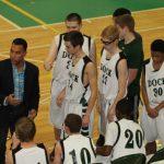 Boys JV Basketball falls to PJP 36-45