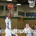 Boys Varsity Basketball defeated by Bristol 48-56