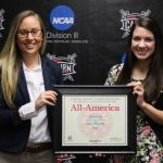 Alicia Curry ('12) Earns NCCAA All American Honors