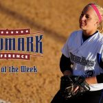 Krause named Landmark's Pitcher of the Week