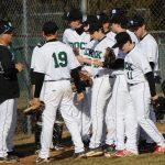 Varsity Baseball beat Upper Merion 13-0