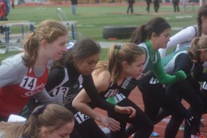 Dock Track and Field 3/28/15