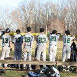 JV Baseball beat Upper Merion 15-8