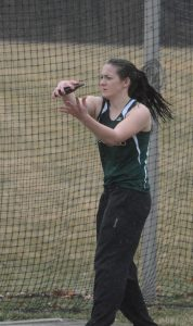 Track and Field, April 7, 2015