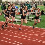 Dock Girls Track Hosts BAL Invitational