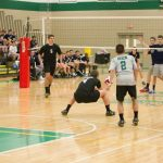 Boys Varsity Volleyball beat Lower Merion 3-2