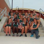 Girls Track and Field comes in 1st at Shippensburg Invitational