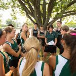 Girls Varsity Cross Country Competes at  PTXC-8 Invitational