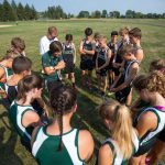 Girls Cross Country finishes 4th place