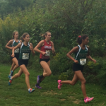 Girls Cross Country finishes 5th place