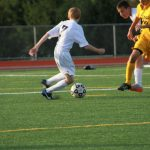 JV Boys Soccer Come From Behind Win Over CFS