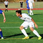 Early Goal and Strong Defense Lead Boys JV Soccer past New Hope