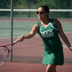 Girls Varsity Tennis falls to Upper Perk in Pre-Season Scrimmage