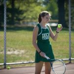 Dock Girls Tennis falls to Lansdale Catholic 3-2