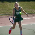 Girls Tennis falls to Calvary Christian 4-3
