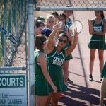 Dock Girls Tennis Winning Ways Come to End At Springfield