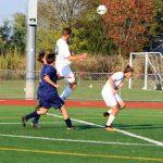 Boys Varsity Soccer falls to CFS