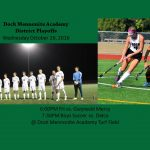 FH/Boys Soccer Set To Play Wednesday Night
