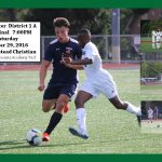 Boys Soccer Hosts District Semi Final Saturday