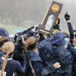 Karalyn Schmidt ('14) and Messiah FH NCAA Division III National Champions
