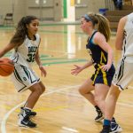 Girls Basketball Falls To Delco 39-24
