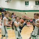 Boys Basketball Falls To FCA In BAL Tournament