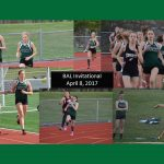 Veteran Athletes Lead The Way For Dock Girls At BAL Invitational