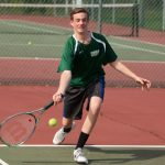Dock Boys Tennis Falls To Church Farm School