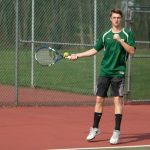 Varsity Tennis Falls to Devon Prep