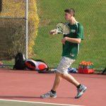 Dock Boys Varsity Tennis Falls To Springfield Township HS