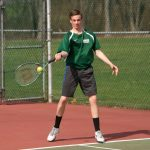 Boys Tennis Falls to HGP