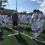 Dock Boys Varsity Soccer Falls to New Hope