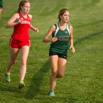 Athletes Come Together for Girls Cross Country to Strong Performance at Leagues