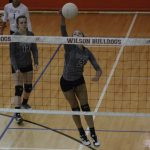 Girls Varsity Volleyball WilsonTournament