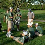 Varsity Golf falls to Perkiomen Valley High School 211-234