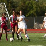Dock Girls Soccer Falls to Lower Moreland