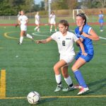 Dock Girls Soccer Downs Delco 4-0