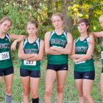 Girls Cross Country Brings Home 4th From District Championship