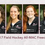 Balmer ('16) Named to MAC Freedom All-Conference First Team