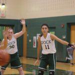 Girls Middle School Basketball Falls To Pennridge North Middle School