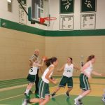 Dock Girls Middle School Basketball falls to Indian Crest 30 – 17