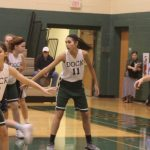Girls Middle School Basketball falls to Indian Valley