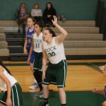 Girls Middle School Basketball Falls To Quakertown Blue