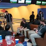 High Scoring Matches Creates Excitement at Earl Bowl Lanes