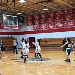 Girls Basketball Gets Big Win on the Road