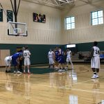 Boys Middle School Basketball beats Pennridge South