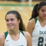 Dock Girls Basketball Wins With Late Three