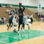 Dock Over Matched In Second Game Of Tip-Off Tournament